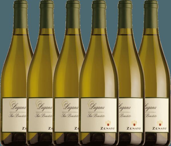 6er Vorteils-Weinpaket - San Benedetto Lugana DOC 2020 - Zenato