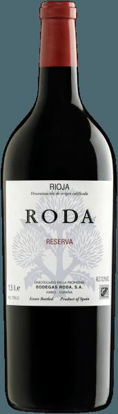 Roda Reserva DOCa 1,5 l Magnum in GP 2013 - Bodegas Roda