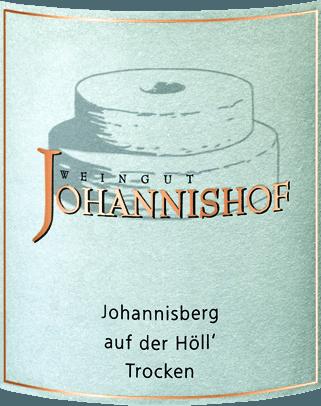 Johannisberg auf der Höll Riesling Kabinett 2018 - Weingut Johannishof von Weingut Johannishof