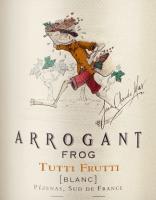 Preview: Tutti Frutti Blanc 2020 - Arrogant Frog