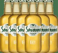 Vorschau: 6er Vorteilspaket - Savanna Premium Dry Cider - Savanna