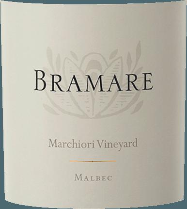 Bramare Malbec Marchiori Vineyard 2017 - Viña Cobos von Viña Cobos