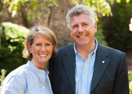 Anja Wegeler-Drieseberg und Tom Drieseberg