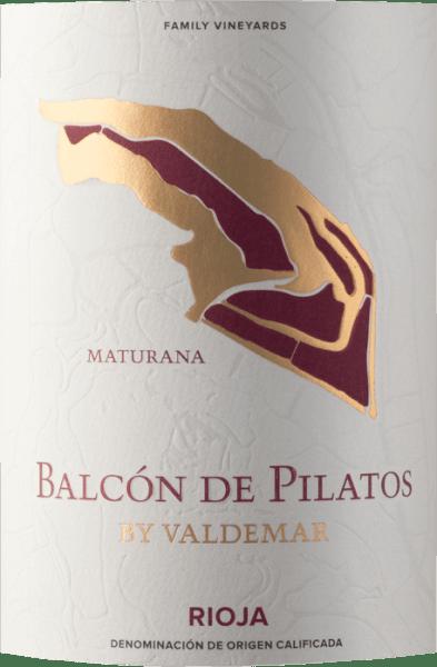 Balcón de Pilatos Maturana Rioja DOCa 2017 - Bodegas Valdemar von Bodegas Valdemar