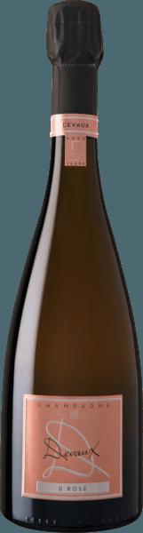 """Le """"D"""" Rosé Brut - Champagne Devaux von Champagne Devaux"""