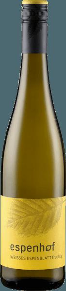 Weisses Espenblatt QbA 2020 - Weingut Espenhof