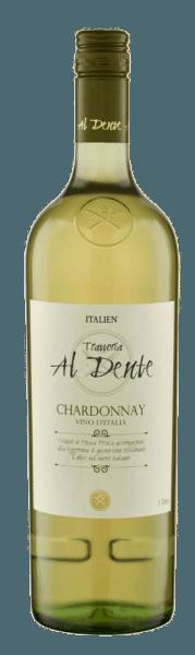 Der Chardonnay von Al Dente funkelt in einem hellen Gelb im Glas. Dabei wird die Nase von den Aromen frischer Äpfel und einer zarten Holznote umschmeichelt. Dieser ausdrucksstarke und leichte Chardonnay aus Italien endet mit zarten Nuancen, welche an Honig erinnern. Speiseempfehlung für den Al Dente Chardonnay Genießen Sie diesen halbtrockenen Wein zu Fisch und Geflügel oder zu sommerlichen Salaten.