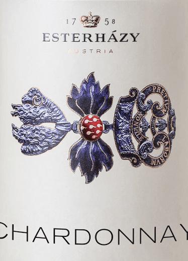 Estoras Chardonnay 2018 - Esterházy von Esterházy