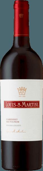 Cabernet Sauvignon Sonoma County 2018 - Louis M. Martini