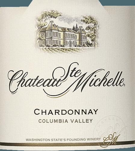 Chardonnay 2018 - Chateau Ste. Michelle von Chateau Ste. Michelle