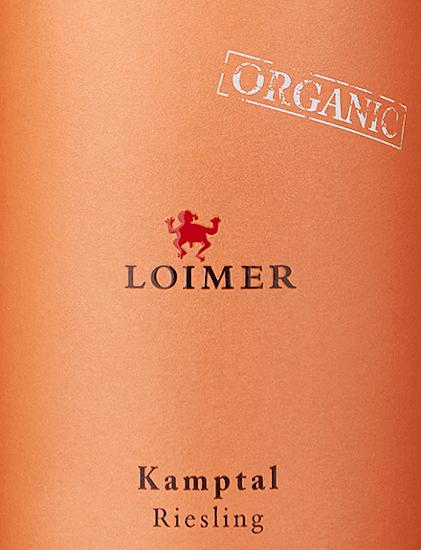 Riesling Kamptal DAC 2019 - Weingut Loimer von Weingut Loimer