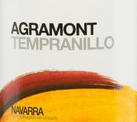 Vorschau: Agramont Tempranillo Roble DO 2016 - Bodegas Agronavarra