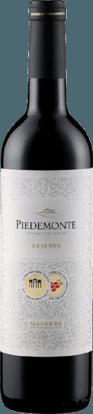 Reserva Navarra DO 2015 - Piedemonte