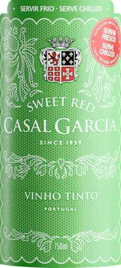 Vinho Tinto sweet Red - Casal Garcia von Quinta da Aveleda