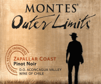 Vorschau: Outer Limits Pinot Noir 2018 - Montes