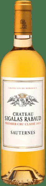 1er Cru Classé Sauternes AOC 1997 - Château Sigalas Rabaud