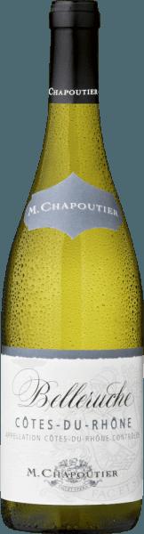 Belleruche blanc Côtes du Rhône AOC 2020 - M. Chapoutier