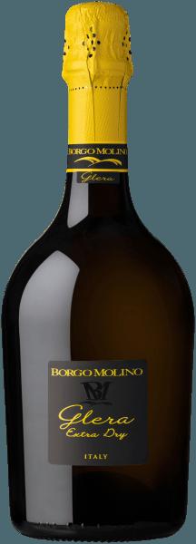 Glera extra dry Marca Trevigiana Vino Spumante - Borgo Molino