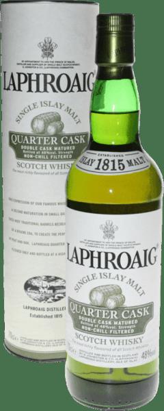 - von Laphroaig Distillerie