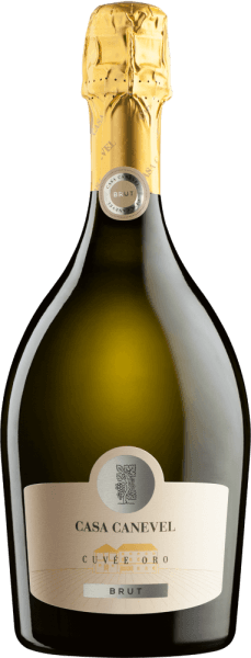 Casa Canevel Cuvée Oro Spumante Brut - Masi Agricola