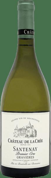 Gravières Blanc Premier Cru Santenay AOC 2015 - Château de la Crée