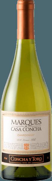 Marques de Casa Concha Chardonnay 2017 - Concha y Toro von Marques de Casa Concha - Concha y Toro