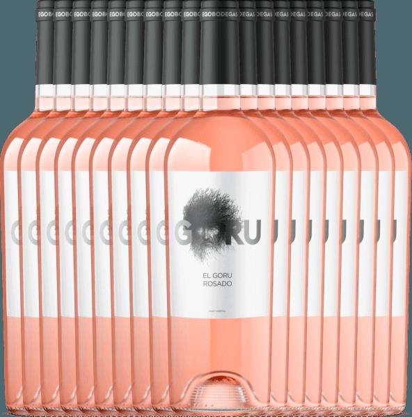 18er Vorteils-Weinpaket - El Goru Rosado Jumilla DO 2020 - Ego Bodegas