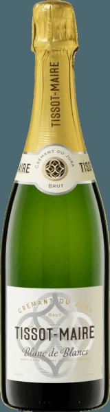 Crémant du Jura Blanc de Blancs Brut AOC - Tissot-Maire