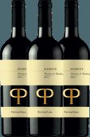 3er Vorteils-Weinpaket - Mandus Primitivo di Manduria DOC 2019 - Pietra Pura