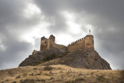 The Castillo de Clavijo