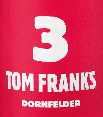 Nr 3 Dornfelder 1,0 l 2017 - Tom Frank's von Weingut Wageck