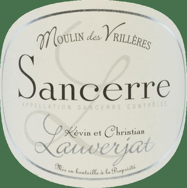 Sancerre AOC 2019 - Moulin Des Vrilléres von Moulin Des Vrilléres