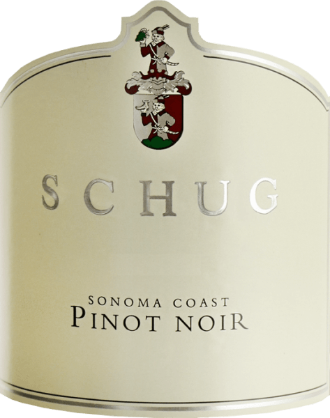 DerPinot Noir Sonoma Coast von Schug Winery leuchtet im Glas in einem Rubinrot mit granatroten Reflexen. Die ausdrucksstarken Aromen erinnern an saftige Kirschen, reife Erdbeeren mit Anklängen an Gewürzen. Durch den Ausbau im Holz erfreut sich der Gaumen an rebsortentypischen Noten mit dezenten Holztönen. Die Tanninstruktur ist perfekt in die samtige Textur eingebunden. Das Finale dieses Rotweins ist herrlich lang und ausgewogen. Vinifkation des Schug Pinot Noir Sonoma Coast Dieser Rotwein wird im Stil eines Villages aus Burgund vinifiziert. Nach der Handlese der Pinot Noir Trauben aus den AnbaugebietenCarneros, Sonoma County, North Coast, Mendocino County und North Coast werden Trauben sanft gepresst. Anschließend wird die Maische im Edelstahltank vergoren. Für die feinen Holztöne und Tannine wird dieser Rotwein in großen Holzfudern aus französischer Eiche ausgebaut. Speiseempfehlung für den Sonoma Coast Pinot Noir von Schug Winery Dieser trockene Rotwein ist der perfekte Speisebegleiter zu Pilzgerichten mit Spätzle, Schweinemedaillons im Speckmantel und Bohnen oder auch zu Sauerbraten mit Klößen und Blaukraut. Auszeichnungen für den Schug Winery Sonoma Coast Pinot Noir James Suckling: 93 Punkte für 2015 Tastings: Silber Medaille und 89 Punkte für 2015