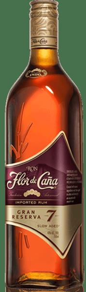 Rum Gran Reserva 7 years old - Flor de Caña