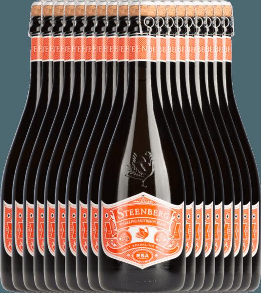 18er Vorteilspaket - Sparkling Sauvignon Blanc - Steenberg