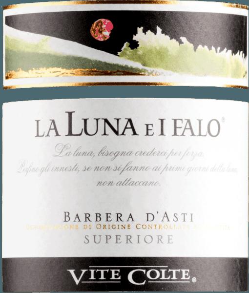 Luna e I Falo Barbera d'Asti Superiore DOCG 2015 - Vite Colte von Vite Colte