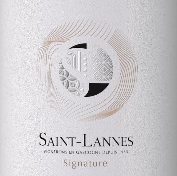 Signature Côtes de Gascogne IGP 2019 - Domaine Saint-Lannes von Domaine Saint-Lannes