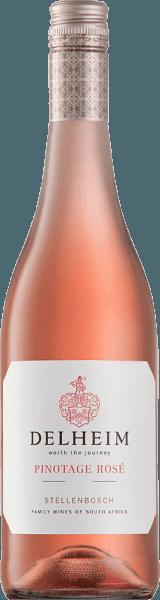 Delheim Pinotage Rosé 2020 - Delheim