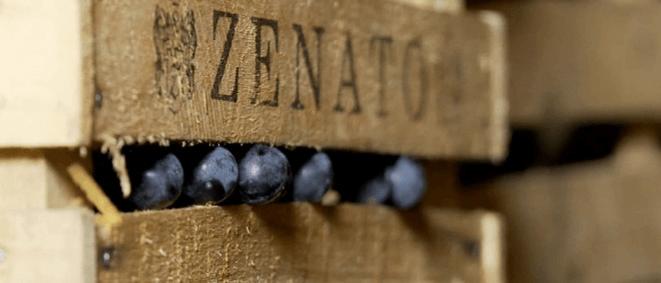 Zenato - wooden box