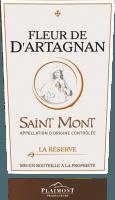 Vorschau: Fleur de d'Artagnan La Réserve Blanc 2017 - Plaimont