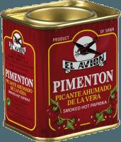 Pimentón Picante Ahumado - El Avion
