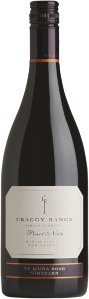 Te Muna Road Vineyards Pinot Noir 2016 - Craggy Range von Craggy Range
