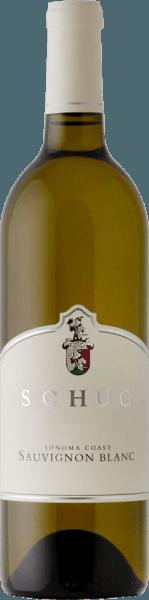 Sauvignon Blanc Sonoma Coast 2018 - Schug Winery