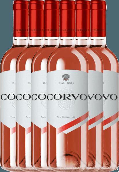 6er Vorteils-Paket - Corvo Rosa Terre Siciliane 2020 - Duca di Salaparuta