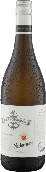 Heritage Heroes The Anchorman Chenin Blanc 2018 - Nederburg
