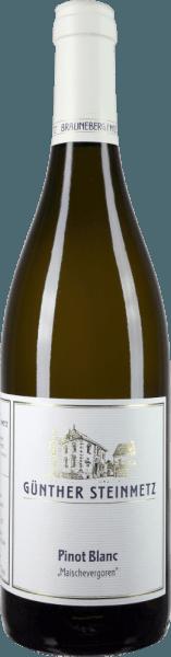 Pinot Blanc Maischevergoren 2016 - Günther Steinmetz