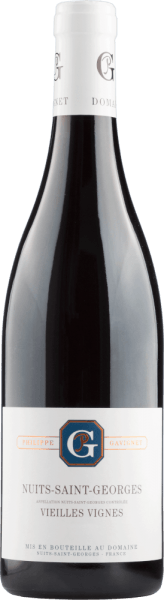 Nuits-Saint-Georges Vieilles Vignes Rouge 2017 - Domaine Gavignet