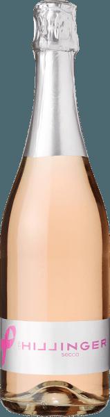 Der Secco Rosé von Leo Hillinger ist ein prickelndes Trinkvergnügen, welches aus der Rebsorte Pinot Noir (100%) vinifiziert wird. Im Glas glänzt dieser Perlwein in einem strahlenden Lachsrosa mit glitzernden Reflexen. Die Perlage ist herrlich fein und sehr elegant und steigt in schönen Perlenschnüren auf. Das fruchtige Bouquet wird von saftigen, süß gereiften Erdbeeren getragen. Am Gaumen ist dieser österreichische Secco wundervoll fruchtig und besitzt eine gut integrierte Säure. Das sanfte Prickeln begleitet in das harmonische Finale. Speiseempfehlung für den Leo Hillinger Secco Rosé Genießen Sie diesen Perlwein aus Österreich gut gekühlt als animierenden Aperitif. Oder servieren Sie diesen Wein zu leichten Vorspeisen - wie bunter Sommersalat und Gemüsesticks mit Frischkäse-Dip.