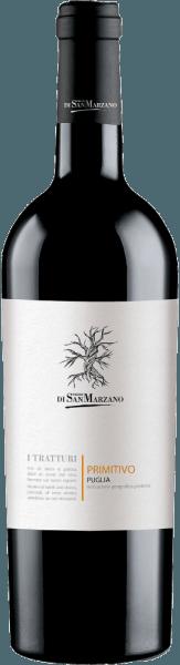 I Tratturi Primitivo Puglia Rotwein von Cantine San Marzano