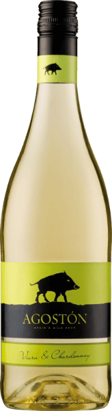 Agostón Chardonnay Viura DO 2019 - Bodegas Paniza